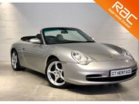 2003 PORSCHE 911 CARRERA 2 TIPTRONIC S [HARD TOP][DAB][BT] £16997.00