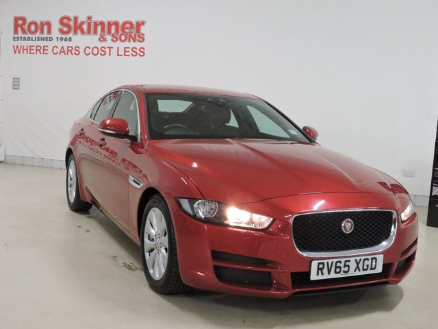 View our 2015 65 JAGUAR XE 2.0 PRESTIGE 4d 161 BHP