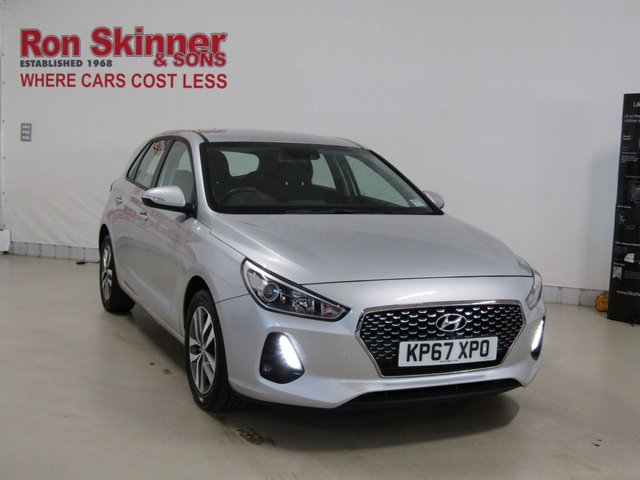 View our 2017 67 HYUNDAI I30 (106) 1.6 CRDI SE 5d 109 BHP