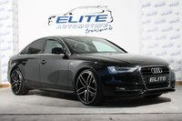 "USED 2012 62 AUDI A4 1.8 TFSI S LINE S/S 4d 168 BHP TECH PACK / B&O STEREO/SOUND PACK/ PARKING +/ RS6 20"" ALLOYS"