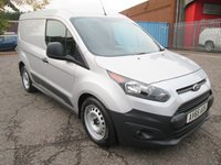 2016 FORD TRANSIT CONNECT 210 L1 SWB ECONETIC 1.5 TDCi 100 PS *AIR CON* £9495.00