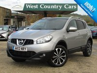 USED 2012 12 NISSAN QASHQAI 1.6 N-TEC PLUS IS DCIS/S 5d 130 BHP Big Spec, Locally Owned