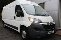 USED 2016 16 CITROEN RELAY 2.2 35 L3H2 ENTERPRISE HDI 1d 129 BHP ***1 OWNER / FULL MAIN DEALER HISTORY***