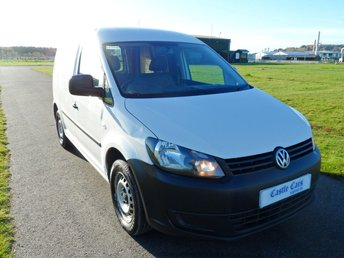 2014 VOLKSWAGEN CADDY 1.6 Diesel. 1 Year MOT. £SOLD