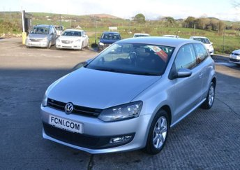 2014 VOLKSWAGEN POLO 1.2 MATCH EDITION TDI £6750.00