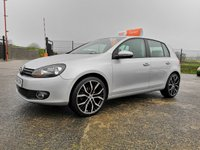 USED 2011 11 VOLKSWAGEN GOLF 1.6 MATCH TDI BLUEMOTION TECHNOLOGY  steering wheel controls and media center