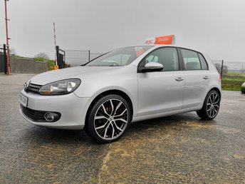 2011 VOLKSWAGEN GOLF 1.6 MATCH TDI BLUEMOTION TECHNOLOGY  £6750.00