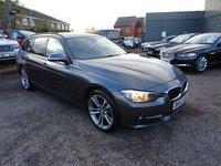 2012 BMW 3 SERIES 2.0 320D SPORT TOURING 5d AUTO 181 BHP