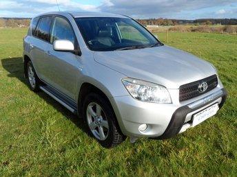 2007 TOYOTA RAV4 2.2 XT-R D-4D 5d 135 BHP £4495.00