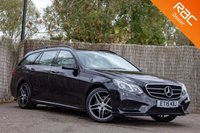 USED 2015 15 MERCEDES-BENZ E CLASS 2.1 E220 BLUETEC AMG NIGHT EDITION 5d AUTO 174 BHP £0 DEPOSIT BUY NOW PAY LATER - FULL MERCEDES S/H - NAVIGATION