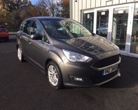 USED 2015 FORD C-MAX 1.5 TDCI ZETEC 120 BHP THIS VEHICLE IS AT SITE 1 - TO VIEW CALL US ON 01903 892224