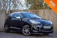 USED 2015 65 DS DS 3 1.2 PURETECH DSTYLE NAV S/S 3d 109 BHP £0 DEPOSIT BUY NOW PAY LATER - FULL CITROEN S/H - NAVIGATION