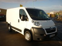 2013 CITROEN RELAY 30 L1H1 SWB Panel Van £6995.00