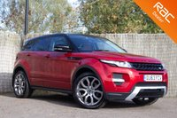 USED 2013 63 LAND ROVER RANGE ROVER EVOQUE 2.2 SD4 DYNAMIC LUX 5d 190 BHP ESTATE