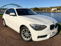 2018 BMW 1 SERIES BMW 1 SERIES 116d Efficient Dyanmics Business £10995.00