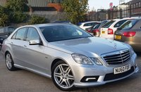 2011 MERCEDES-BENZ E 350 E350 BLUEF-CY SPORT CDI A £9888.00