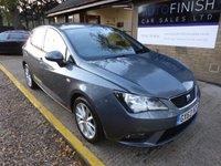 2013 SEAT IBIZA 1.4 TOCA 5d 85 BHP £5495.00