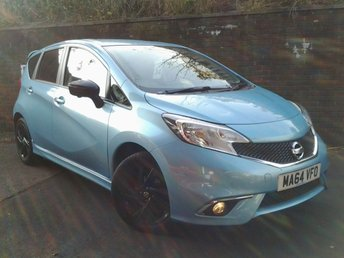 2014 NISSAN NOTE 1.2 TEKNA STYLE DIG-S 5d 98 BHP £7789.00