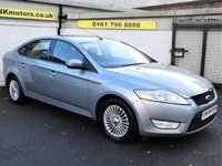 USED 2007 07 FORD MONDEO 1.8 ZETEC TDCI 5d 125 BHP * FREE DELIVERY AND WARRANTY *