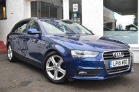 2015 AUDI A4 AVANT 2.0 TDI ULTRA SE 5d 161 BHP £12950.00