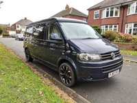 USED 2010 60 VOLKSWAGEN TRANSPORTER 2.0 T30 TDI 1d 102 BHP NEWLY CONVERTED TO CAMPERVAN FINANCE AVAILABLE Brand new Conversion with MANY extras!