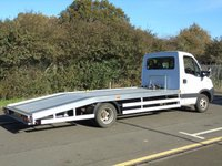 2011 IVECO DAILY 50C14 3.0TD 140 BHP 5 TONNE 17FT AMS BEAVERTAIL CAR TRANSPORTER RECOVERY TRUCK £13995.00