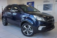 USED 2018 SSANGYONG KORANDO 2.2 ELX 4X4 BRAND NEW UNREGISTERED