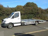 2014 MERCEDES-BENZ SPRINTER 313 2.1 CDI LWB BEAVER TAIL AMS CAR TRANSPORTER RECOVERY TRUCK £15995.00