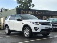 2015 LAND ROVER DISCOVERY SPORT 2.0 TD4 SE TECH 5d AUTO 180 BHP £24990.00