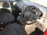 USED 2009 59 HYUNDAI I10 1.2 COMFORT 5d AUTO 77 BHP