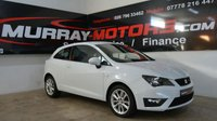 2013 SEAT IBIZA 1.6 CR TDI FR 3DOOR 104 BHP *SAT NAV* £SOLD