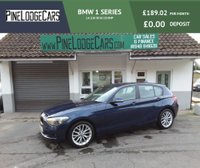 USED 2012 62 BMW 1 SERIES 1.6 116I SE 5d 135 BHP