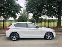 2016 BMW 1 SERIES 1.5 118I SPORT 5d 134 BHP £13495.00