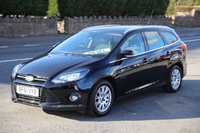 USED 2011 61 FORD FOCUS 1.6 TITANIUM TDCI 115 5d 114 BHP Finance options available