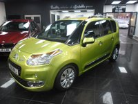 USED 2010 10 CITROEN C3 PICASSO 1.6 PICASSO EXCLUSIVE HDI 5d 90 BHP