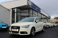 2011 AUDI A1 1.6 TDI 105 BHP SPORT 3d £6385.00