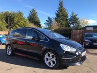2011 FORD S-MAX 2.0 TDCi TITANIUM X SPORT 5d 163 BHP WITH CAMBELT BEING DONE IN MAY 2018 £8500.00