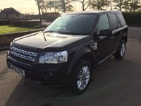 USED 2012 61 LAND ROVER FREELANDER 2.2 SD4 XS 5d AUTO 190 BHP
