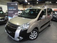 2010 CITROEN BERLINGO 1.6 MULTISPACE XTR HDI 5d 90 BHP £3990.00