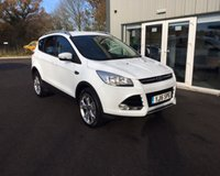 USED 2016 16 FORD KUGA 2.0 TDCI TITANIUM 150 BHP THIS VEHICLE IS AT SITE 2 - TO VIEW CALL US ON 01903 323333