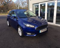 USED 2015 15 FORD FOCUS 1.0 ZETEC ECOBOOST 125 BHP THIS VEHICLE IS AT SITE 1 - TO VIEW CALL US ON 01903 892224