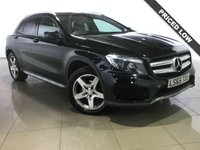 USED 2015 65 MERCEDES-BENZ GLA-CLASS 2.1 GLA 200 D AMG LINE 5d AUTO 134 BHP 1 Owner/Sat Nav/Part Leather