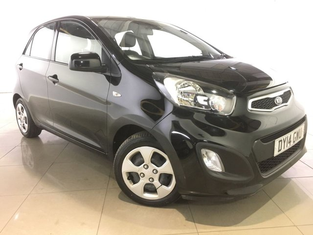 View our 2014 14 KIA PICANTO 1.0 1 5d 68 BHP