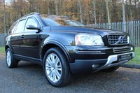 USED 2011 11 VOLVO XC90 2.4 D5 EXECUTIVE AWD 5d AUTO 197 BHP A PRACTICAL 7 SEAT 4X4 WITH LOW OWNERS AND A FULL SERVICE HISTORY!!!