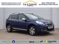 USED 2014 14 PEUGEOT 2008 1.2 ALLURE 5d 82 BHP Full Service History Huge Spec Buy Now, Pay Later!