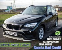 2014 BMW X1 2.0 SDRIVE20D EFFICIENTDYNAMICS BUSINESS 5d 161 BHP £11495.00