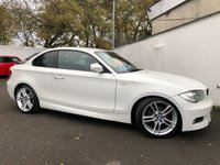 USED 2011 60 BMW 1 SERIES 2.0 120D M SPORT 2d 175 BHP