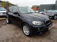 2008 BMW X5 3.0 D M SPORT 5d AUTO 232 BHP £11990.00