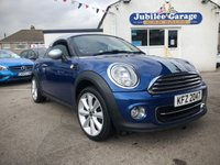 2012 MINI COUPE 1.6 COOPER 2d 120 BHP £6495.00
