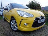 2013 CITROEN DS3 1.6 DSTYLE 3d AUTO 120 BHP £6989.00